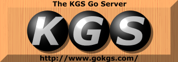 Welcome to the KGS Go Server